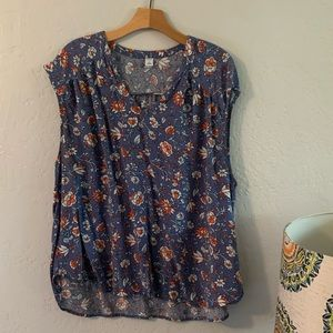 Old Navy Floral top
